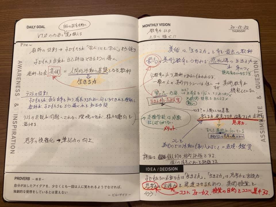 実例19  左から右。右から左。